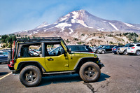 Timberline Lodge, Mt Hood, OR, September 2017