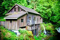 Cidar Creek Crist Mill, WA