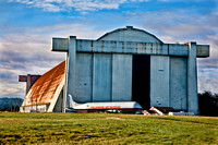 Tillamook Air Museum, Tillamook, Oregon