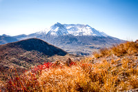 Coldwater Peak, Mt St Helens National Monument.