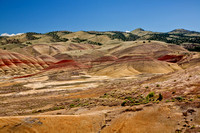 Painted Hills, OR 09