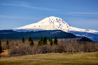 Driving Around Mt. Adams, Washington